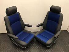 VW T5 Caravelle Fahrersitz & Beifahrersitz Komfortsitze mit Armhlenen Anthrazite