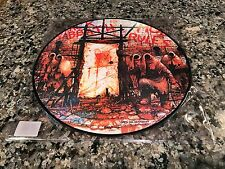 Black Sabbath Mob Rules Picture Disc! Rare 1000 Press Kiss Iron Maiden Dio Ozzy