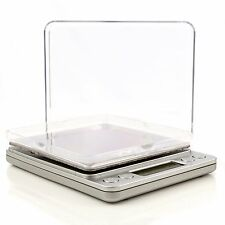 0.1g-3000 Gram Digital Electric Scale  Food Jewelry Mail Postage Medicine Herb