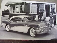 1956 BUICK SPECIAL 4DR HARDTOP 12 X 18  LARGE PICTURE   PHOTO