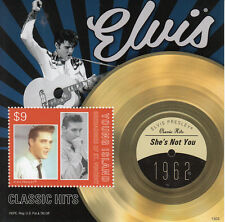 Young Island Gren St Vincent 2013 MNH Elvis Presley Classic Hits 1v III Stamps