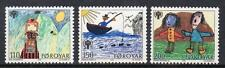 Faroe Islands MNH 1979 International Year of the Child