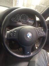 M Sport Steering Wheel Bmw E46 Facelift E39 X5 E53
