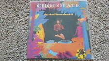 Chocolate - Rhythmflowerbeats  Disco Vinyl LP [Verona Pooth/ Feldbusch]