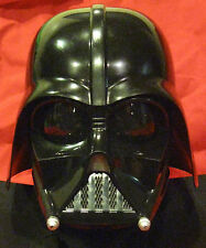 DARTH VADER HELMET WITH BUILT IN BREATHER SOUND FX - USED USA FAST SHIP
