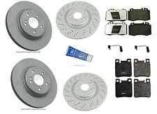 NEW Mercedes W203 W209 R171 C32 AMG CLK500 SLK55 AMG OEM Complete Brake KIT