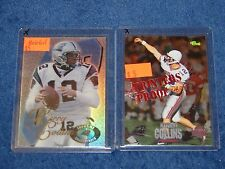 KERRY COLLINS PANTHERS PENN STATE 1995 CLASSIC SILVER PRINTERS PROOF #68 1/297