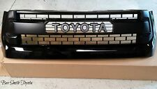NEW OEM TOYOTA TUNDRA 2014 AND UP TRD PRO GRILLE(BLACK) PAINT CODE 202