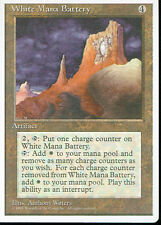 MAGIC THE GATHERING 4TH EDITION ARTIFACT WHITE MANA BATTERY