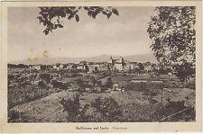 GALLICANO NEL LAZIO - PANORAMA (ROMA) 1943