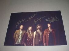 Death Hawks  signed autograph Autogramm 8x11 inch photo in person