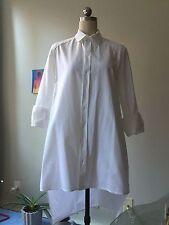 AF Vandevorst Dress Shirt White Size Small