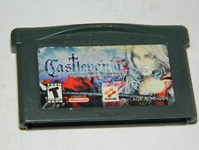 Castlevania: Harmony of Dissonance (Game Boy Advance) GBA worn