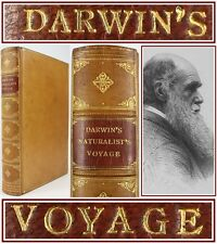 CHARLES DARWIN-NATURALIST'S VOYAGE*1897*JOURNAL OF RESEARCHES*/BEAGLE/GEOLOGY