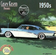 Casey Kasem America's Top 10: Driving In 50'S / Var VARIOUS ARTISTS Audio CD