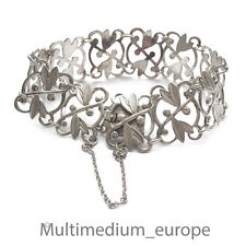 Wmf IKORA Argent Bracelet ART DECO années 30er silver bracelet rare