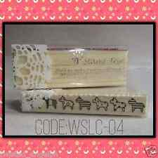 Stamp/Wooden Stamp: Cute Design [Code: WSLC-04]