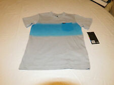Boy's Youth Hurley T shirt 4T toddler 3-4 YRS NEW  881026-174 Wolf Grey NWT