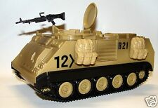 1:18 BBI Elite Force  M113A2  Armored Personnel Carrier Tank Vehicle APC Vehicle