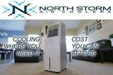 North Storm Air Wave / Evaporative Cooler with Remote