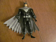 Justice League Unlimited Braniac Justice Lords Batman loose mint complete