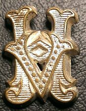 ✚5547✚ German Wehrmacht WW2 shoulder board insignia badge HV Army Administration