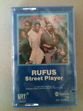 "RUFUS ""STREET PLAYER"
