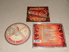 CD  Soundtrack - Moulin Rouge  16.Tracks  2001 Lady Marmalade 109