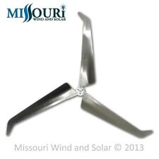 80.5 inch Falcon Wind turbine generator 3 blades and hub 17mm