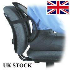 Lumbar Lower Back Support Cushion Pain Relief Car Seat Chair Office Seat