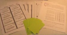 Teachers: I Have, Who Has? Diy Flashcards - Math - Money-Game A: Grades 1 and 2