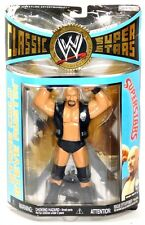 WWE Classic SuperStars Series 14 LJN Stone Cold Steve Austin Blue Card!
