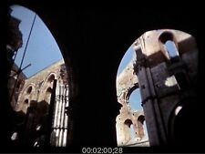 16mm Film: The Basilica of Santa Croce 1967 West 10m 32s Color/Sound w/VID eval