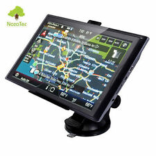 "TOM 7"" 16GB Car GPS SAT NAV Navigation System TOM FM Speedcam POI Free UK+EU map"
