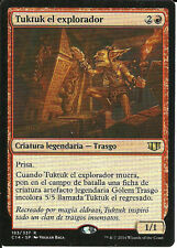 mtg Magic 1x Tuktuk the Explorer ( Tuktuk el explorador ) Spanish Excellent