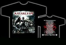 Kataklysm - In the arms ... - T-Shirt - Size M - Neu