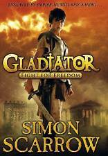 Gladiator: Fight for Freedom,GOOD Book