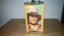 VINTAGE LITTLE HOUSE ON THE PRAIRIE THERMOS LUNCH BOX...NICE CONDITION