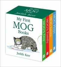 My First Mog Books by Judith Kerr 9780008183776 (Board book, 2016)