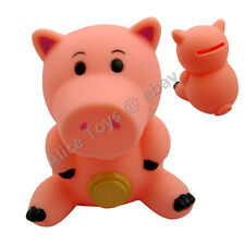 Toy Story Pig HAMM PVC Coin Bank Piggy bank Money Box 11cm Figure Toy UK
