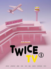 TWICE - TWICE TV3 3DVD+Photobook+Postcard+Extra Gift Photocard [Limited Edition]
