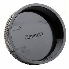Rear Lens Cap for Leica Voigtlander LTM M39 L39 Screw Camera lens 39mm screw