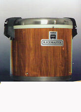 TOWN FOOD SERVICE EQUIPMENT COMMERCIAL 23 QT ELECTRIC RICE WARMER 92 CUP CAPACIT