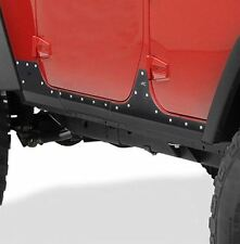 Jeep Wrangler JK XRC Body Cladding 2007-2017 4 Door Smittybilt 76887