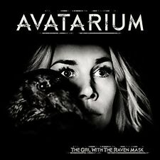 Girl With The Raven Mask - Avatarium (2015, CD NEUF) 727361355128