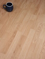 Sample of Kronotex Canmore Oak 6mm Cheap Laminate Flooring AC3 Light Brown