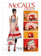 McCall's 6935 Rero Apron, Placemats, Napkins, Toaster Cover, Cooler Pattern