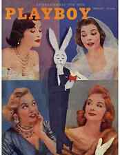 PLAYBOY MAGAZINE USA 1953-1960 COLLECTION DVD HQ PDF E-BOOK FREE SHIPPING