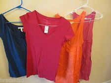 4 Piece Lot of Aeropostale Girls or Ladies Clothing - Small - Summer Tops Dress