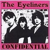 Confidential CD, Eyeliners, Very Good Import